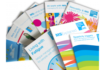 Information resources from the MS Trust