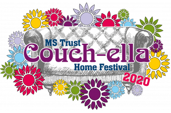 MS Trust Couch-ella Home Festival 2020