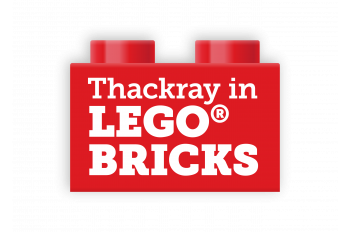 Thackray in LEGO® bricks
