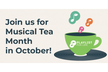 October is Musical Tea month!