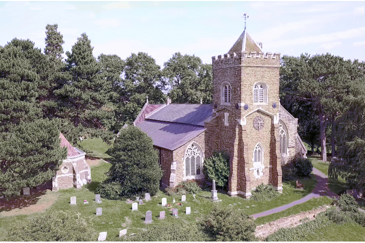 Friends of St Mary the Virgin Church Maulden Bedfordshire