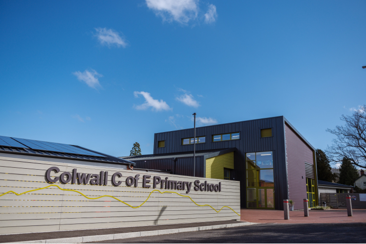 Colwall C of E Primary School