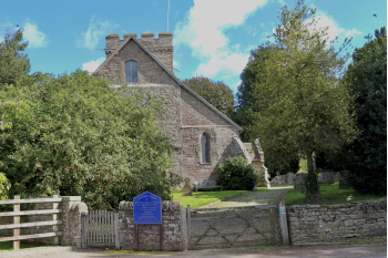 Church of St Peter, Stanton Lacy