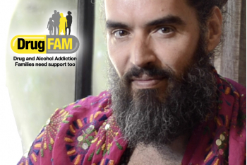 Russell Brand and DrugFAM