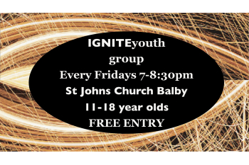 Reaching out to young people in our area