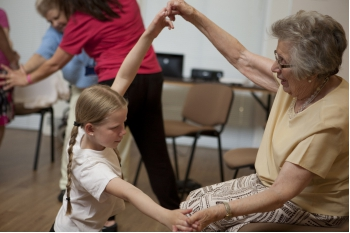 Supporting under-represented communities in Cheshire to dance