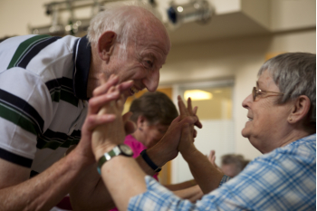 In THIS Moment, Frailty and Dementia Inclusive Dance