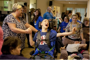 Dance with People with Disabilities