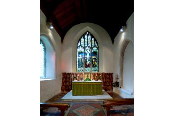 Gifts for St Margaret's Church Garvestone