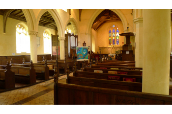 Gifts for St Peter's Church Reymerston