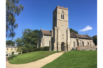 Gifts for St George's Hardingham