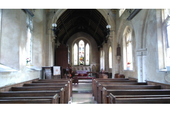 Gifts for St Paul's Church Thuxton
