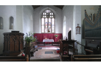 Gifts for St Mary's Carleton Forehoe