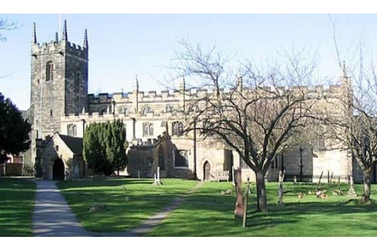St Giles Church West Bridgford