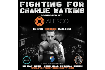 Chris 'IceMan' McCann Does White Collar Boxing!