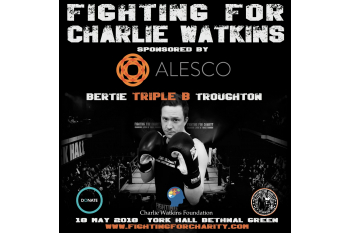 'Triple B' Bertie Troughton Steps into the Ring!