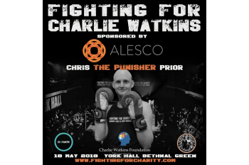 Chris 'The Punisher' Prior Does White Collar Boxing!