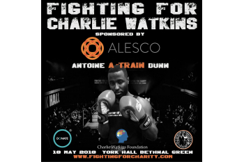 Antoine 'A-Train' Dunn Steps Back into the Ring!