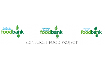 Edinburgh Food Project Text Giving