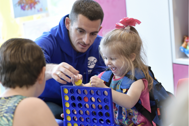 Everton in the Community