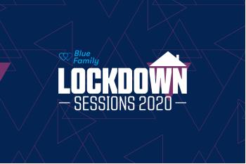 Blue Family Lockdown Sessions 2020