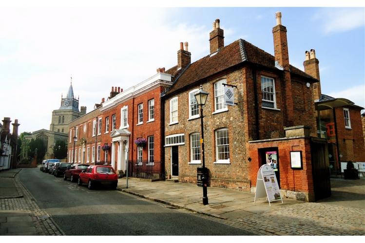 Buckinghamshire County Museum Trust