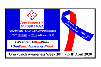 One Punch Awareness Week