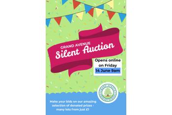 GASPA Summer Fair Silent Auction