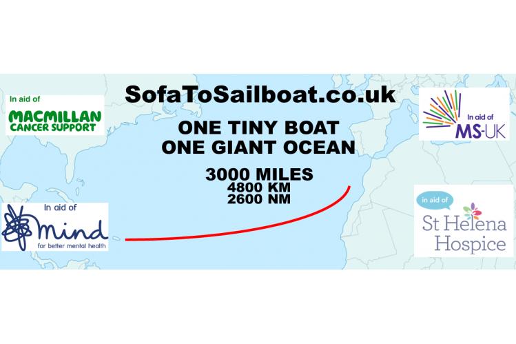 Sofa To Sailboat