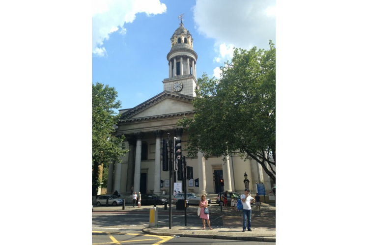 The Parochial Church Council Of The Ecclesiastical Parish Of St Marylebone With Holy Trinity St Marylebone