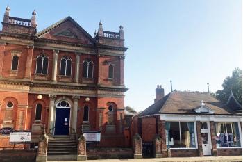 Please Support Ashbourne Methodist Church