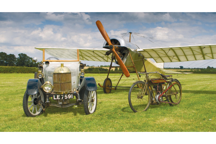 Shuttleworth Veteran Aeroplane Society